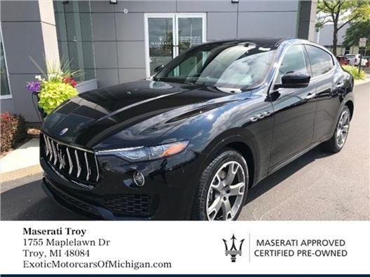 2019 Maserati Levante for sale in Troy, Michigan 48084