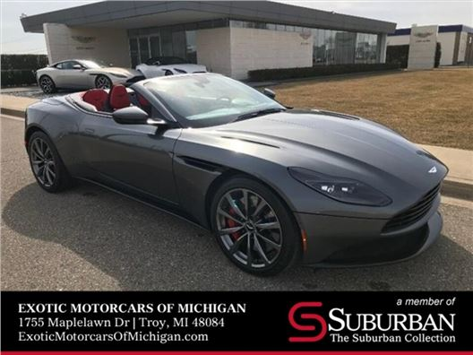 2019 Aston Martin DB11 for sale in Troy, Michigan 48084