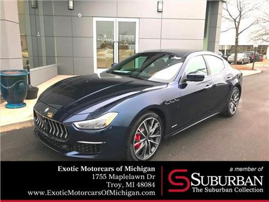 2019 Maserati Ghibli for sale in Troy, Michigan 48084