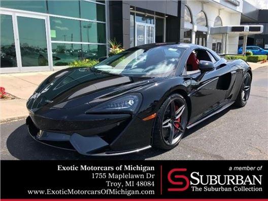2019 McLaren 570S for sale in Troy, Michigan 48084