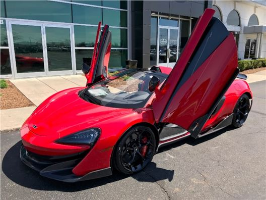 2020 McLaren 600LT for sale in Troy, Michigan 48084