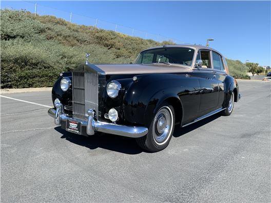 1961 Rolls-Royce Silver Cloud II for sale on GoCars.org