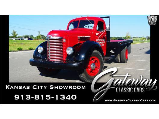 1947 International KB7 Flat Bed for sale in Olathe, Kansas 66061