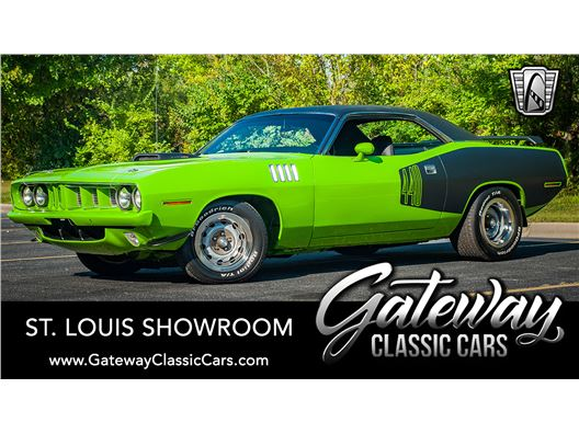 1971 Plymouth Barracuda for sale in OFallon, Illinois 62269