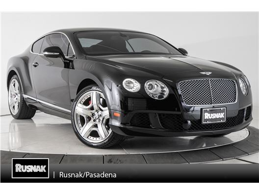 2012 Bentley Continental GT for sale on GoCars.org