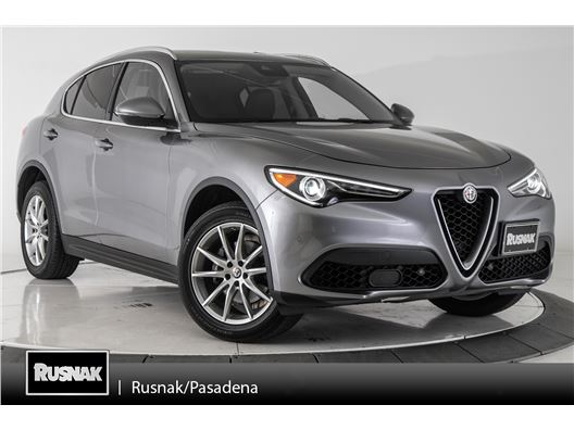 2018 Alfa Romeo Stelvio for sale on GoCars.org