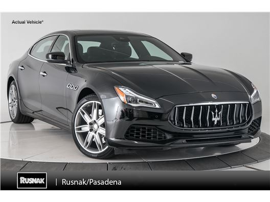 2018 Maserati Quattroporte for sale in Pasadena, California 91105