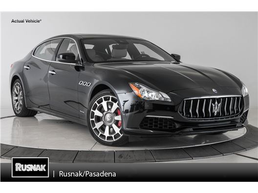2017 Maserati Quattroporte for sale in Pasadena, California 91105