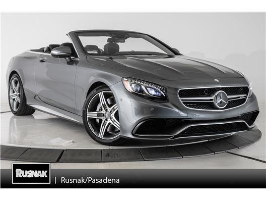 2017 Mercedes-Benz S-Class for sale in Pasadena, California 91105
