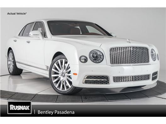 2018 Bentley Mulsanne for sale in Pasadena, California 91105