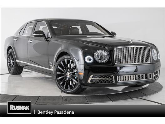 2019 Bentley Mulsanne for sale in Pasadena, California 91105