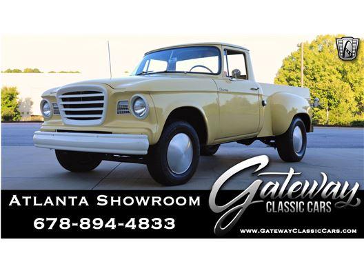 1960 Studebaker Champ for sale in Alpharetta, Georgia 30005