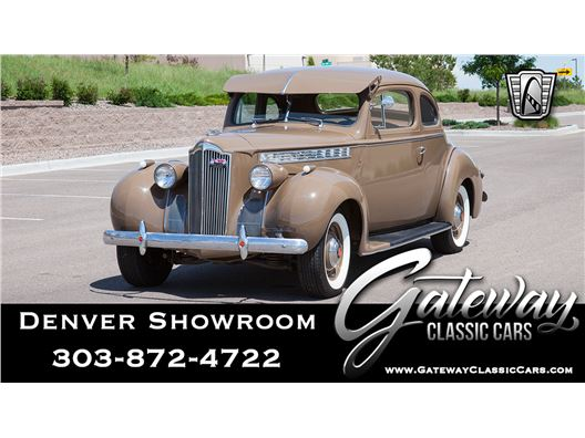1939 Packard 110 for sale in Englewood, Colorado 80112