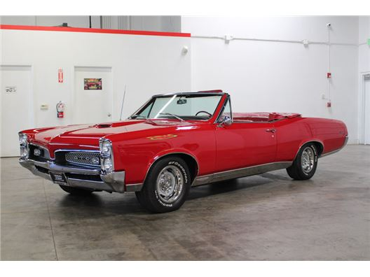 1967 Pontiac GTO for sale on GoCars.org