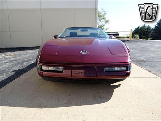 1993 Chevrolet Corvette for sale in Crete, Illinois 60417