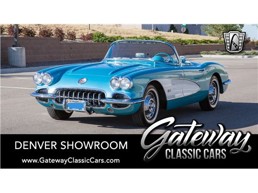 1959 Chevrolet Corvette for sale in Englewood, Colorado 80112