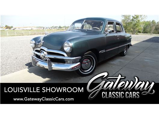 1950 Ford Customline for sale in Memphis, Indiana 47143