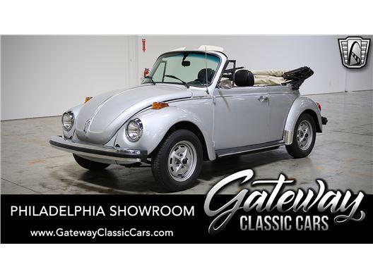 1979 Volkswagen Super Beetle for sale in West Deptford, New Jersey 8066