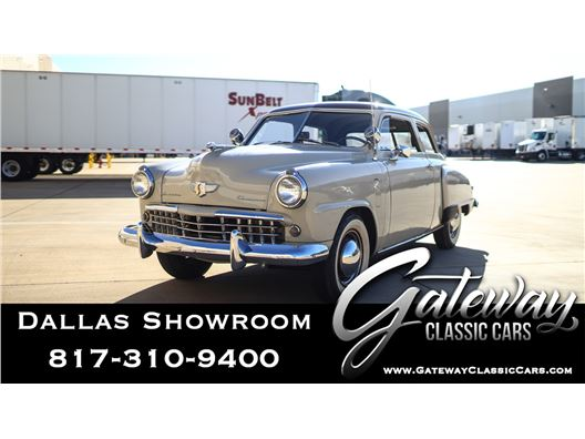 1949 Studebaker Champion for sale in DFW Airport, Texas 76051