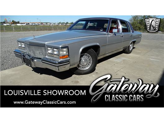 1984 Cadillac Fleetwood for sale in Memphis, Indiana 47143
