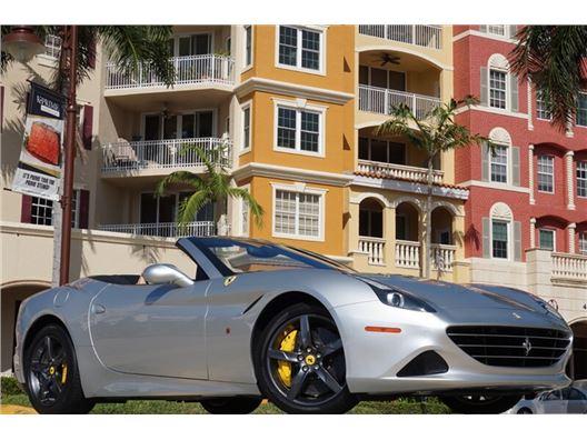 2015 Ferrari California T for sale in Naples, Florida 34104