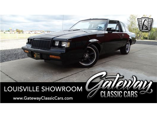 1987 Buick Regal for sale in Memphis, Indiana 47143