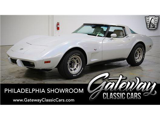 1978 Chevrolet Corvette for sale in West Deptford, New Jersey 8066