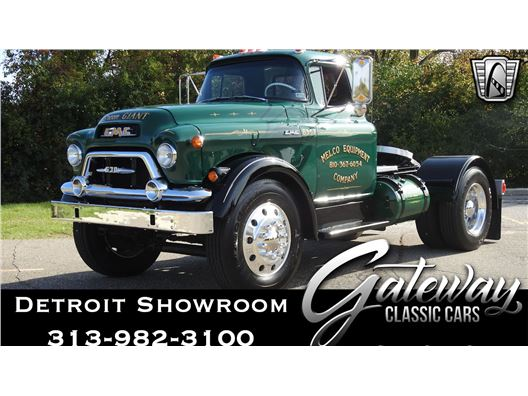 1957 GMC 630 for sale in Dearborn, Michigan 48120