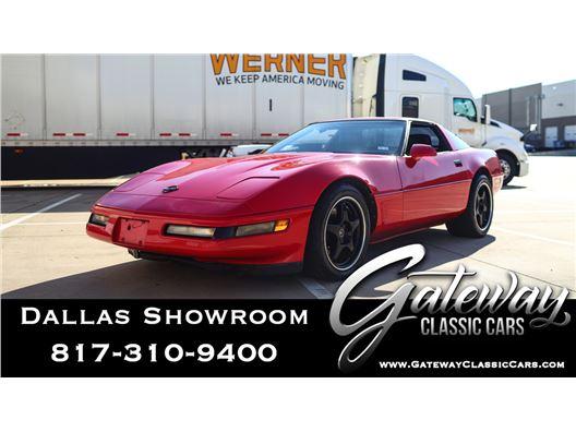 1992 Chevrolet Corvette for sale in DFW Airport, Texas 76051