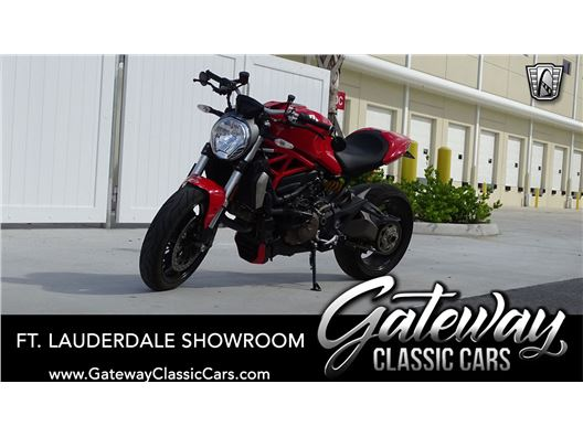 2014 Ducati Monster 1200 S for sale in Coral Springs, Florida 33065