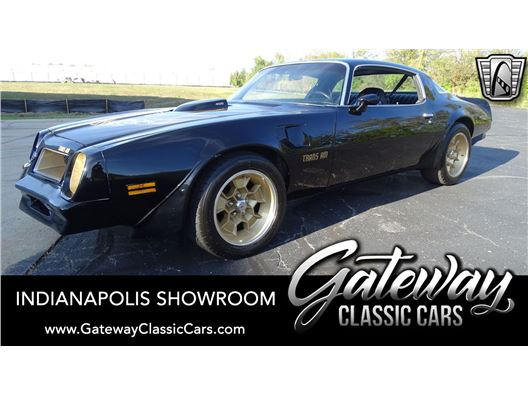 1976 Pontiac Trans Am for sale in Indianapolis, Indiana 46268