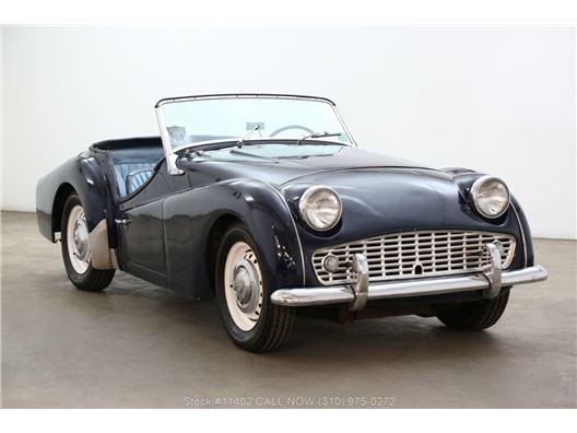 1959 Triumph TR3 for sale in Los Angeles, California 90063