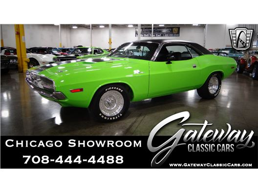 1970 Dodge Challenger for sale in Crete, Illinois 60417