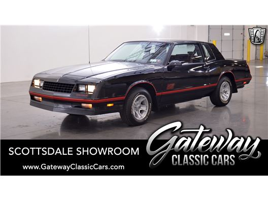 1987 Chevrolet Monte Carlo for sale in Phoenix, Arizona 85027