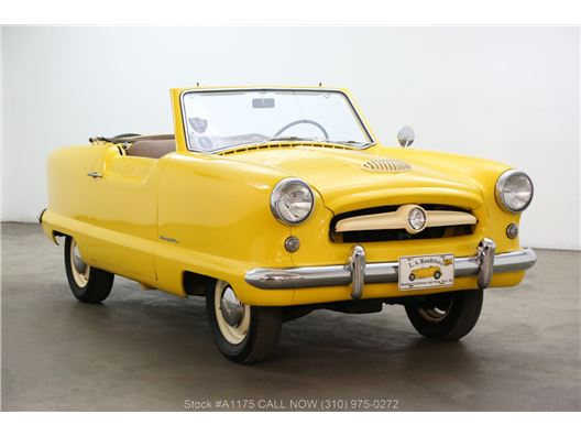 1954 Nash Metropolitan for sale in Los Angeles, California 90063