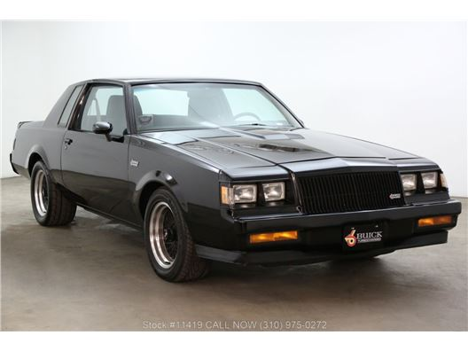 1984 Buick Grand National for sale in Los Angeles, California 90063