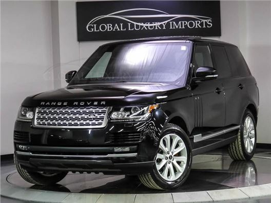 2014 Land Rover Range Rover for sale in Burr Ridge, Illinois 60527