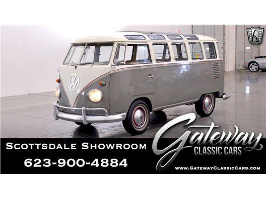 1958 Volkswagen Samba 23 Window Bus for sale in Phoenix, Arizona 85027