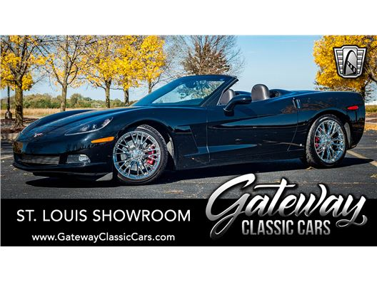 2006 Chevrolet Corvette for sale in OFallon, Illinois 62269