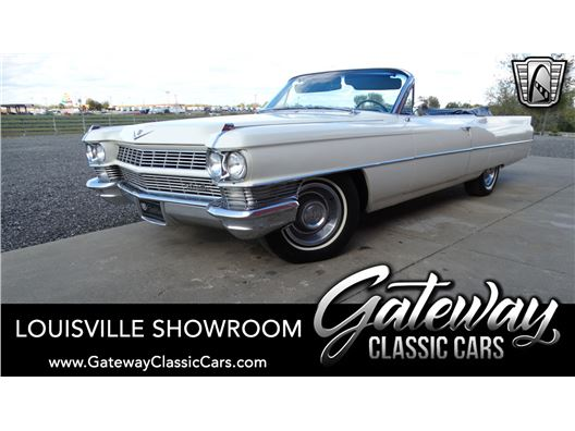 1964 Cadillac DeVille for sale in Memphis, Indiana 47143