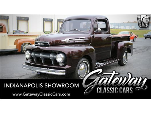 1952 Ford F100 for sale in Indianapolis, Indiana 46268