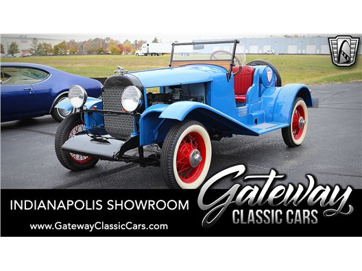 1925 Mercer Raceabout Replica for sale in Indianapolis, Indiana 46268