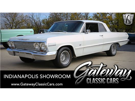 1963 Chevrolet Impala for sale in Indianapolis, Indiana 46268