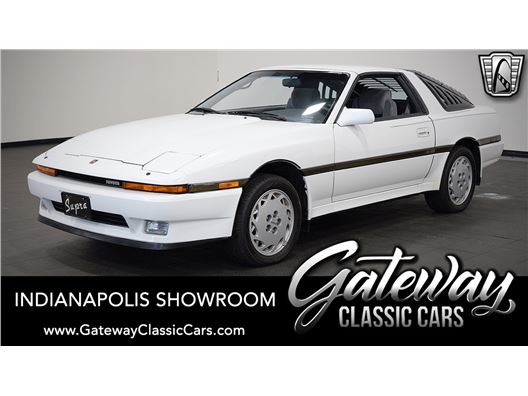 1986 Toyota Supra for sale in Indianapolis, Indiana 46268