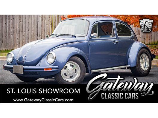 1973 Volkswagen Super Beetle for sale in OFallon, Illinois 62269
