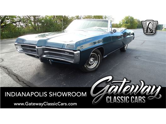 1967 Pontiac Grand Prix for sale in Indianapolis, Indiana 46268