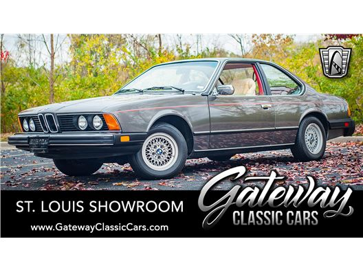 1979 BMW 633CSI for sale in OFallon, Illinois 62269