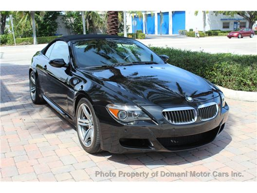 2007 BMW 6 Series for sale in Deerfield Beach, Florida 33441