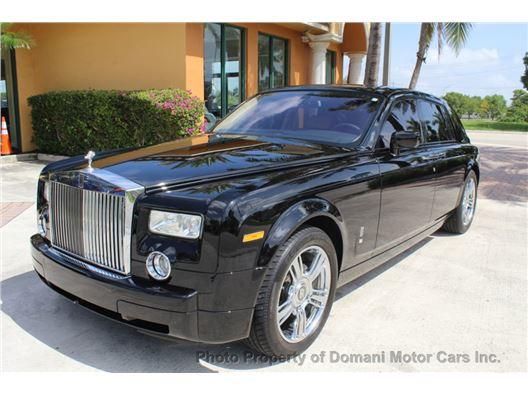2008 Rolls-Royce Phantom for sale in Deerfield Beach, Florida 33441