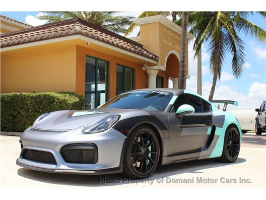 2016 Porsche Cayman for sale in Deerfield Beach, Florida 33441